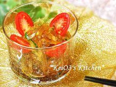 春雨ときゅうりの中華風サラダの画像