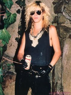 "DUFF.  You have to read his biography...""It's So Easy...And Other Lies.""  A must read for all Gunners."
