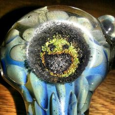 A bowl of weed is happy indeed