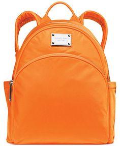 462c9a890e03 michael kors backpack orange sutton handtasche - Marwood ...