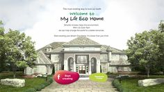 lg my eco home - Start building your own eco-friendly house with the LG 'My Eco Home' builder, an interactive online app that lets you build your dream . Energy Use, Save Energy, Sustainable Architecture, Sustainable Design, Experiential Marketing, Awareness Campaign, Eco Friendly House, Home Builders, Sustainability