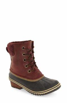 64525414df45 SOREL Slimpack II Waterproof Boot (Women) Sorel Slimpack Ii