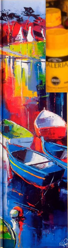 112 Images Formidables De Eric Le Pape Artiste Peintre De Bretagne