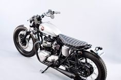 It's a while since we've featured a Kawasaki W650. So it was a pleasure to receive details of this beautifully proportioned build from Bertrand Bussillet, editor of the French magazine Cafe Racer. The W650 belongs to a Parisian actor, David. He's a long-time fan of… Read more »