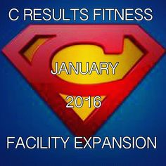 It is official I am so happy to announce that C RESULTS FITNESS will be expanding its space. We will be acquiring more room to accommodate more clients bring on more trainers and of course bring on more fun to everyone's workouts. Time moves fast in less then 2 yrs Started from small space of 700 sqft to 3200 sqft to 6000 sqft now will be taking on a little more room to go to 6600 sqft. I continue to thank all that walk through those doors and continue to allow me to do what I love doing…