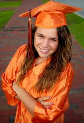 Senior - Cap and Gown Pictures | Amanda Brendle Photography | High ...