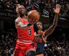 Blog Esportivo do Suíço:  Bulls se aproveitam da ausência de LeBron e vencem os Cavaliers fora