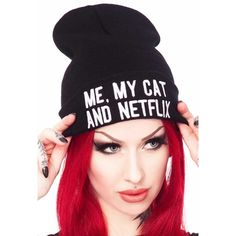 Coz yer cat makes the purrfect company. Classic fit beanie with 3D embroidery. Totally unisex, so it's for everyone!