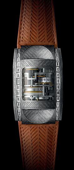 La Cote des Montres : La montre Parmigiani Bugatti Victoire....
