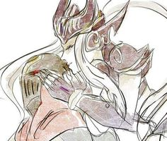 Zed + Syndra