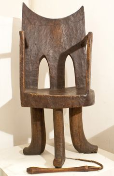 Gurage chair, Ethiopia