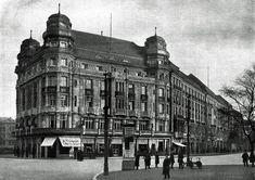 """Berlin, Hotel Fürstenhof, Bilder aus der """"Berliner Architekturwelt"""" (BAW) von Oktober 1908"""