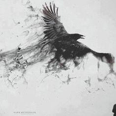 #raven #odin #asatru #norse #odhinn #woden #wotan #odinism #viking #pagan #newseeds #oldroots ...