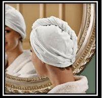 Rachel Gower of The Upper Hand Salon reviews the Turbie Twist Hair Towel!