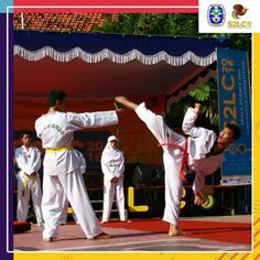 Taekwondo Smala performance in Smala Science and Linguistic Competition (S2LC), May 15 2016