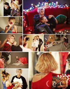 Trouble Maker ♡ HyunA and Hyunseung // CeCi Magazine