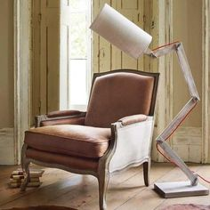 The Hitchcock Floor Lamp from Graham & Green