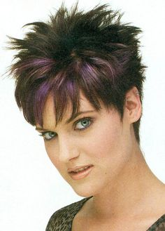 short spiky haircuts for women  cute haircuts  short