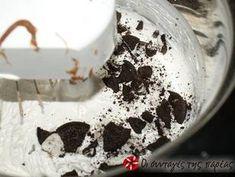 Τούρτα μερέντα-μπισκοτίνο συνταγή από Ναυσικά - Cookpad Pudding, Desserts, Food, Tailgate Desserts, Deserts, Custard Pudding, Essen, Puddings, Postres