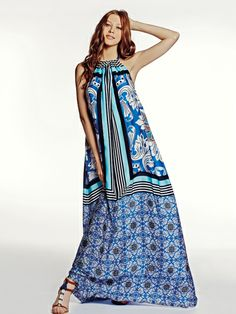 BSB Fashion's new spring summer 2014 collection is available now. Ethnic Fashion, Boho Fashion, Fashion Moda, Summer 2014, Spring Summer Fashion, Collection, Dresses, Boho Style, Campaign