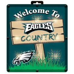 NFL Philadelphia Eagles Window Sign (Sports)  http://www.fabulouspresents.com/go/showproduct.php?p=B0043VUZWU