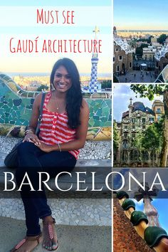 Must-see Gaudí architecture in Barcelona