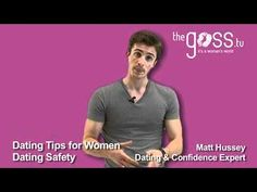 Dating Advice - Safety Tips - Matt Hussey - Get the Guy  #DatingAdvice