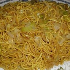 These Chinese Fried Noodles are awsome! Kids love it, and it is quick, cheap, and super easy to make! So yummy I could eat them everyday :)