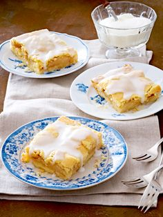 Gedeckter Apfel-Blechkuchen