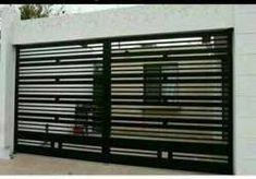 Grill Gate Design, Steel Gate Design, Main Gate Design, Door Gate Design, House Gate Design, Garage Door Design, Metal Gates, Wrought Iron Gates, Metal Garage Doors