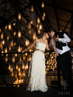 Buffalo Valley Event Center Denton wedding ©Chris Blumenshine