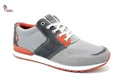 Levi's - NY Runner Tab - 42, Gris - Chaussures levis (*Partner-Link)