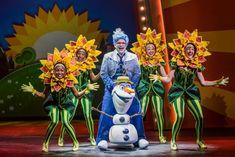 "Disney presents ""Frozen: A Musical Spectacular"" on board Disney Wonder at Port Canaveral. Frozen Kids, Frozen Summer, Olaf Frozen, Disney Frozen, Disney Wonder Cruise, Disney Cruise Line, Disney Parks, Walt Disney, Frozen On Broadway"