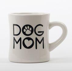 Dog Diner Mug - Dog Mom