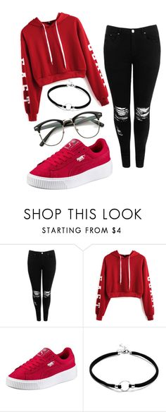 """random"" by jstoffx on Polyvore featuring Boohoo and WithChic"
