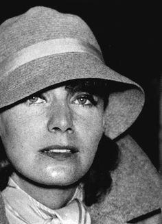 Greta Garbo, New York City, 1935.