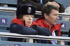 Princess Anne, February 9, 2014 | The Royal Hats Blog