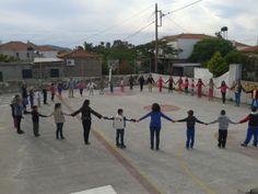 Δημοτικό Σχολείο Δαφίων Λέσβου Street View