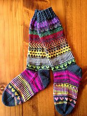 Ravelry: Color Me Happy pattern by Judy Kennedy