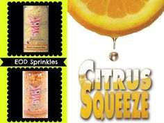 Pink Zebra Recipes- Citrus Squeeze.  Featuring: Mom's Lemon Bars and Orange Dreamsicle