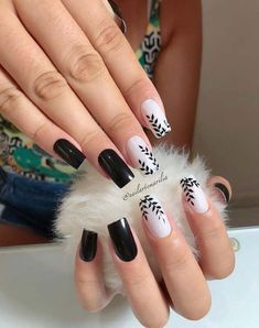 130 cute spring nail art designs to spruce up your next mani page 12 130 cute spring nail art designs to spruce up your next mani page 12 Cute Acrylic Nails, Acrylic Nail Designs, Nail Art Designs, Cute Spring Nails, Spring Nail Art, Classy Nails, Stylish Nails, Pink Nails, My Nails