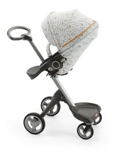 Stokke Stroller Style kit Grid Pattern--- all new for 2015 & fits all full-size Stokke Strollers too