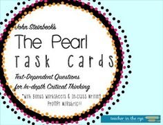 The pearl book essay help?
