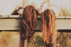 summertime hair