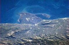 Delta Del Ebre, Spain - I love the echoing patterns that swirl into the sea.