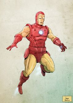 Iron Man - Vicente Valentine