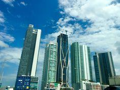 👁💙🌞🏢 #Goodmorning #BuenosDias #igerinos!  #Miami #I💗M🌴AM🌴