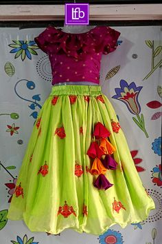 Baby Frock Pattern, Frock Patterns, Baby Girl Dress Patterns, Kids Party Wear Dresses, Kids Dress Wear, Kids Gown, Girls Frock Design, Baby Dress Design, Kids Lehanga Design