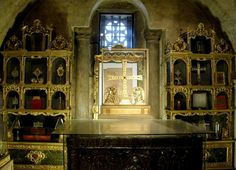 Nuevos datos sobre el Santo Sudario de Oviedo - http://www.absolutoviedo.com/nuevos-datos-sobre-el-santo-sudario-de-oviedo/