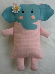 Naninha elefante menina